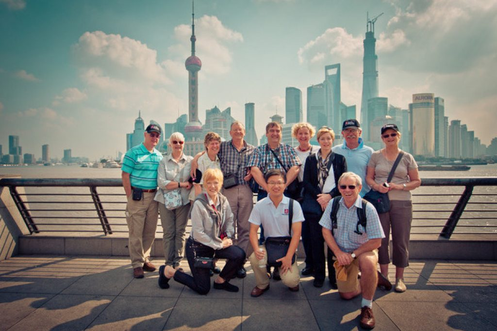Our first China tour departs