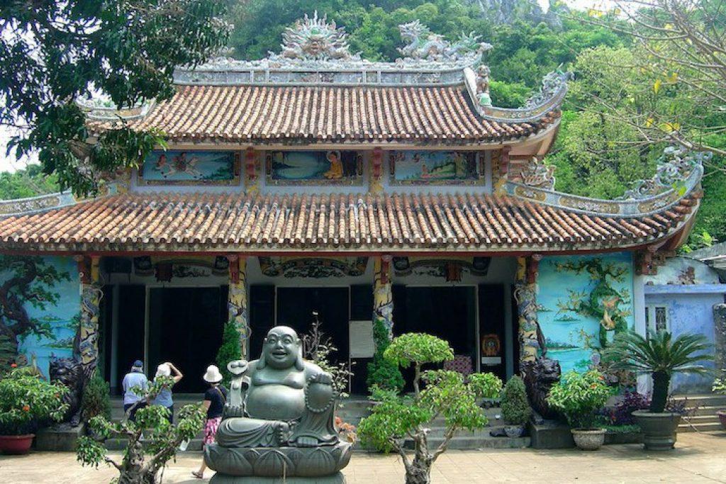 Vietnam, Danang, office opens