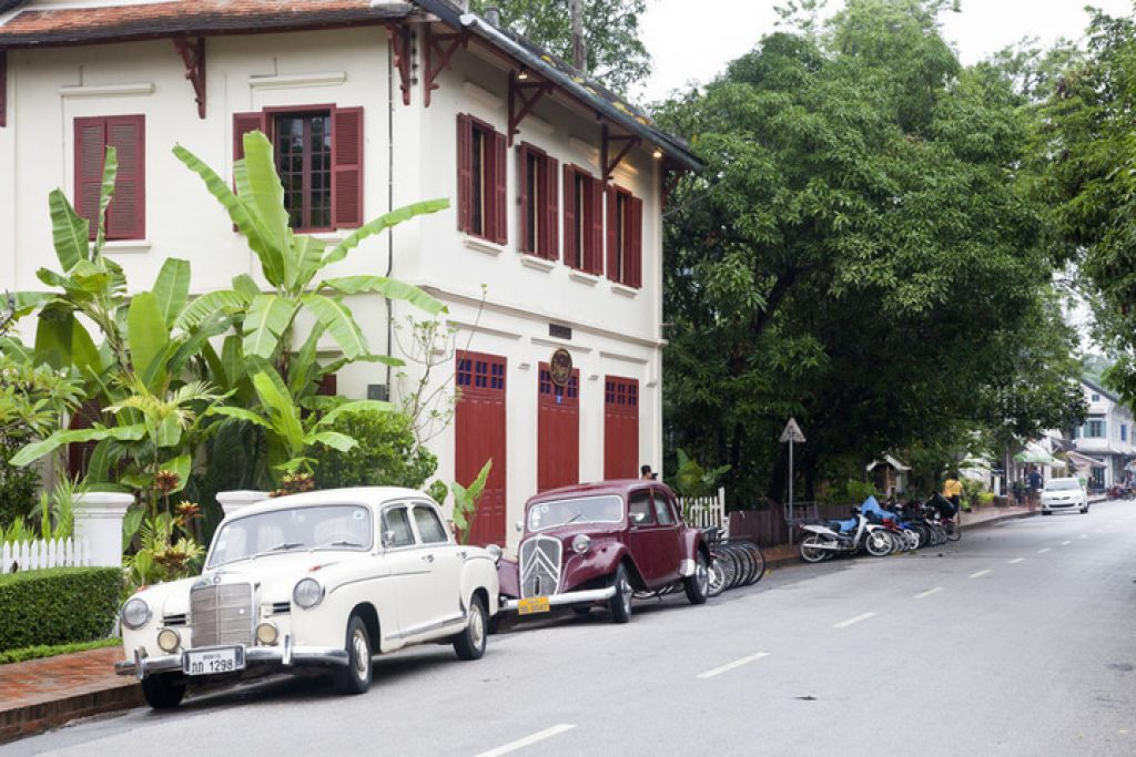 First Office opened in Laos