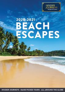 IJ DB Beach Escapes Cover